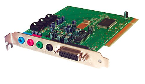 Creative Labs Sound Blaster 16 PCI Sound Card (Best Pci Graphics Card For Windows 98)