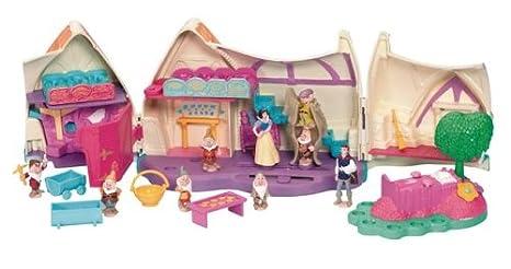 Giocattoli Di BiancaneveAmazon Disney E Il Cottage itGiochi Princess mwvn8ON0