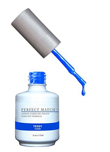 LECHAT Perfect Match Nail Polish, Teddy, 0.500 Ounce