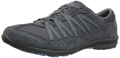 Skechers Sport Women's Dreamchaser Skylark Fashion Sneaker,Charcoal Lace,6.5 M - Dreamchasers Apparel