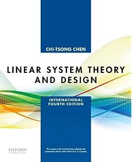 Linear System Theory 2nd Edition Wilson J Rugh Thomas Kailath 9780134412054 Amazon Com Books