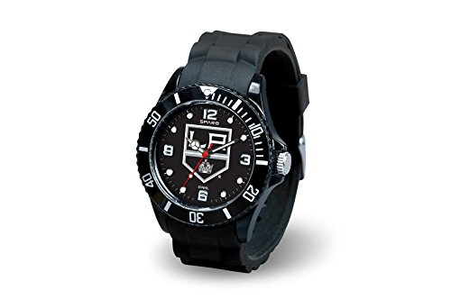 Rico Industries NHL Los Angeles Kings Spirit Watch, (Kings Team Watch)