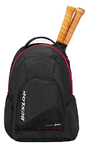DUNLOP CX Performance Tennis Backpack (Black/Red)