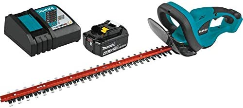 Makita XHU02M1 18V LXT Lithium-Ion Cordless 4.0Ah 22 Hedge Trimmer Kit