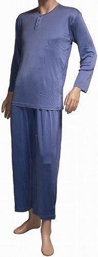 シルクニット紳士パジャマ