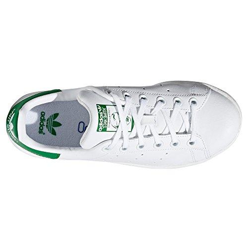 verde bianco da Bianco Shoes di Scarpe Blan Smith moda Stan Woman Sneaker ginnastica Adidas O1WqSR7f