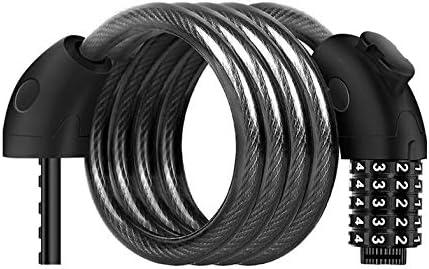 Bloques de Cadenas de Bicicleta de 125 cm Base de Cable antirrobo ...