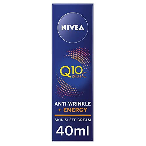 Nivea Q10 Plus Vitamin C Anti-Wrinkle + Energy Skin Sleep Cream 40ml ()