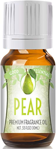 Pear Fragrance Oil - Pear Scented Oil by Good Essential (Premium Grade Fragrance Oil) - Perfect for Aromatherapy, Soaps, Candles, Slime, Lotions, and More!