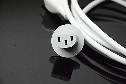 Lovinstar Extension Cable for APPLE iMac G5 20'' 21.5'' 24'' 27'' Power Supply Cord by Generic (Image #2)