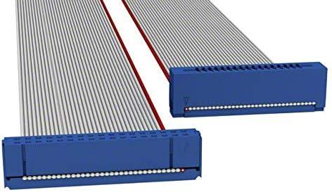 IDC CABLE C3AEG-3418G Pack of 10 CSC34G//AE34G//CCE34G
