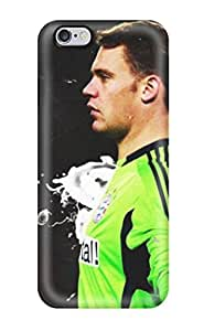 TYH - Fashion Tpu Case For Iphone 6 4.7- Awesome Manuel Neuer Defender Case Cover phone case
