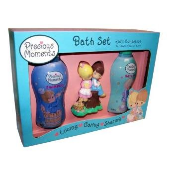 Precious Moments Kids Bath Set Fragrance Set by Air Val International Air-Val International