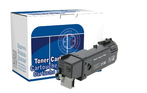 Dataproducts DPCD2130B Compatible High Yield Toner Cartridge Replacement for Dell 2130/2135 (Black)
