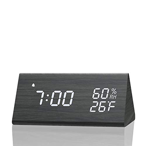Digital Alarm Clock with