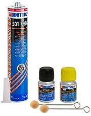 DINITROL 501 - Kit de fijación para parabrisas de fijación rápida