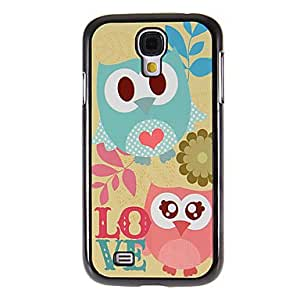 Teléfono Móvil Samsung - Cobertor Posterior - Diseño Especial - para Samsung S4 I9500 ( Multi-color , Plástico )