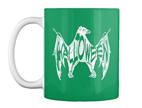 Halloween 11oz - Kelly green Mug - Teespring