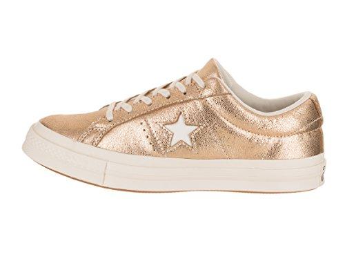 710 Star egret Sneakers gold Basses Enfant Mixte Lifestyle One Multicolore Converse egret Ox qEwnF7nZ