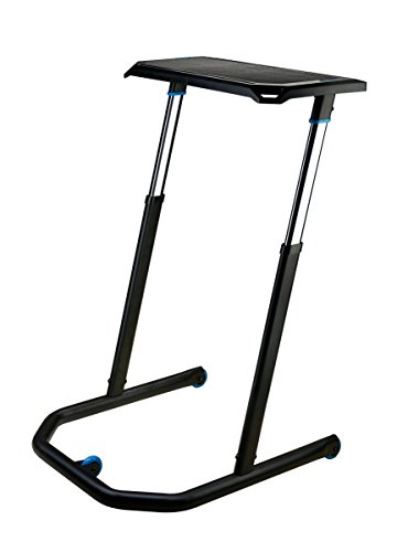 Wahoo KICKR Multi-Purpose, Adjustable Height Desk for Indoor Cycling and - Computer Trainer Cycling