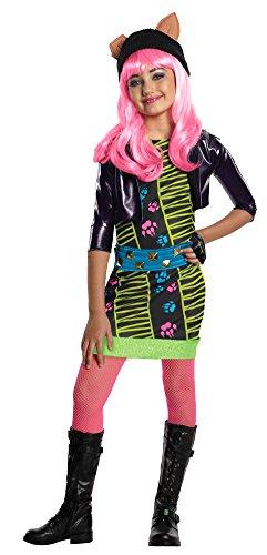 Girls - Monster High Howleen Child Costume Md