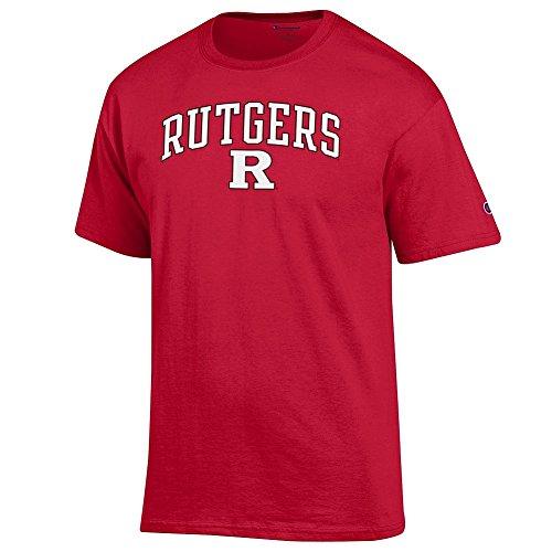 rs Scarlet Knights Tshirt Varsity Scarlet - M (Rutgers T-shirts)