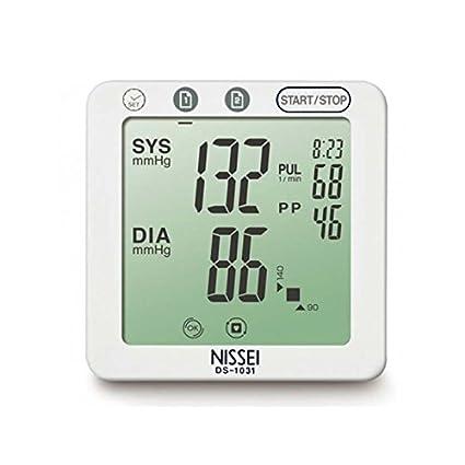 Mch-Tensiómetro de brazo NISSEI DS/ESH validación/IP, BHS ANSM (AFSSAPS-1031-NIS019): Amazon.es: Salud y cuidado personal