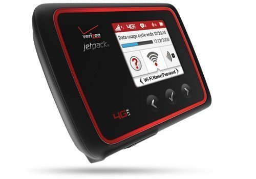 Jetpack Verizon MiFi 6620L Jetpack 4G LTE Mobile Hotspot (Verizon Wireless)