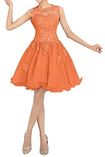 Braut Brautmutterkleider Ballkleider Abendkleider Champagner Partykleider Lang Spitze mia La A Pink Linie 8qHUw5x