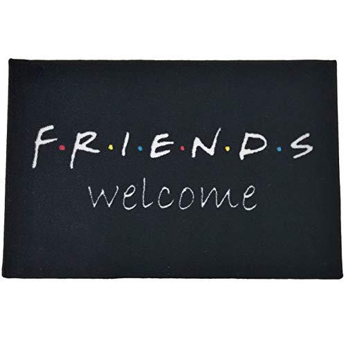 Friends Welcome 2x3 Doormat ()