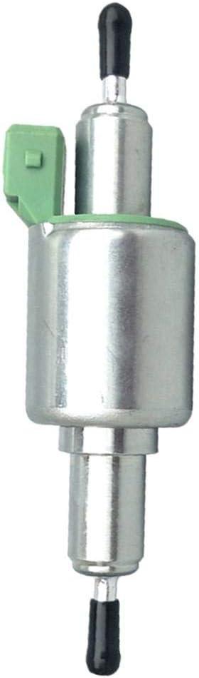 Bomba de Combustible Universal 2KW-6KW para Webasto Eberspacher para Bomba de medici/ón de Pulso de Aceite de cami/ón Ploufer Bomba de di/ésel del Calentador de estacionamiento de Aire de 12 V 24 V