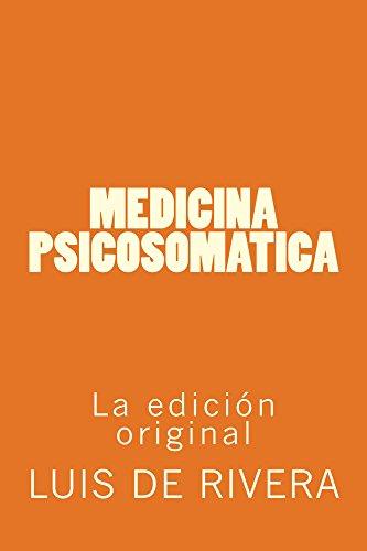 Descargar Libro Medicina Psicosomatica De Luis Luis De Rivera