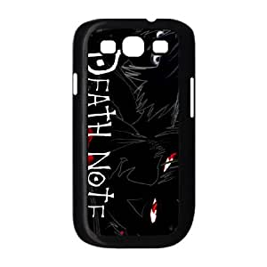 Death Note Samsung Galaxy S3 9300 Cell Phone Case Black Delicate gift AVS_727307