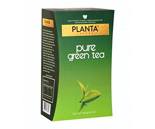 Planta Long Leaf Green Tea, 100g