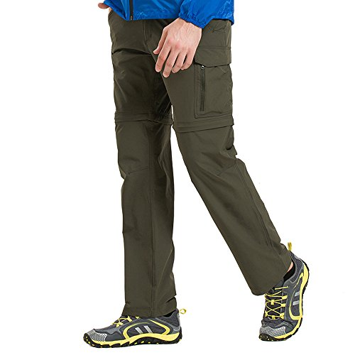 Vector Outdoor Sports Tactical Pants Trouser Exercise Fitness Quick Dry Summer Shorts Men's Convertible Cargo Pants Men Shorts Hiking Pants Mens Convertible Pants With Zipper - Sport Man Vector