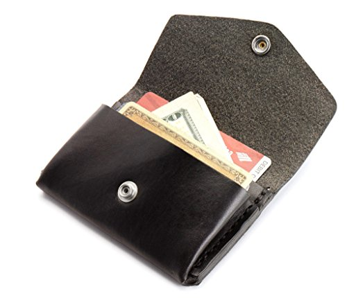 No Slot Card Triple Billykirk Case 359 Black nickel Snap With Uq6dv