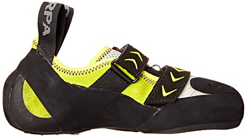 Scarpa Men's Vapor V Climbing Shoe, Lime, 41 EU/8 M US by SCARPA (Image #7)