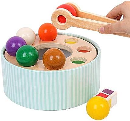 Three-dimensional puzzle Juguetes educativos para niños, Bola de ...