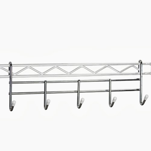 5 Hook Attachment for Wire Shelving