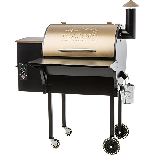 "Traeger BAC362 22 Series Folding Shelf, 25"" L x 12"" W"