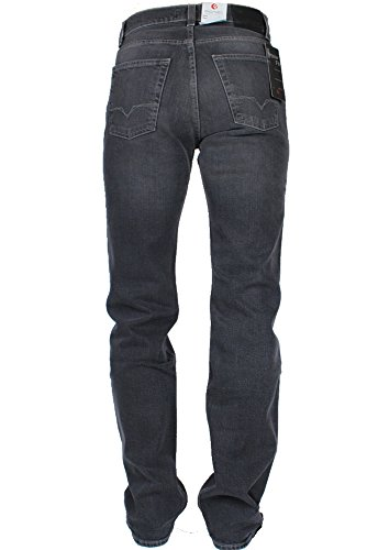 PIONIER Jeans Dunkelgrau MARC Regular Fit