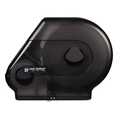 SJMR6500TBK - Quantum Roll Dispenser w/Stub Roll Compartment -
