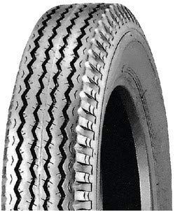 5.30-12 C/5H Silver Mod by Loadstar Tires