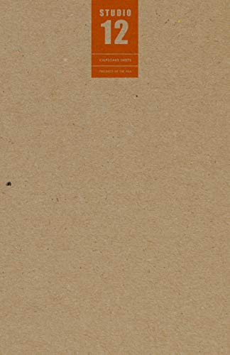 (Studio 12 Chipboard Sheets. Kraft Brown. Great for Model Building, Scrap-Booking, Creative Projects and Protecting Valuable Photos and documents. (11