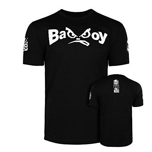 Bad Boy MMA Authentic Classic Retro Logo T-Shirt With Old School Design – DiZiSports Store