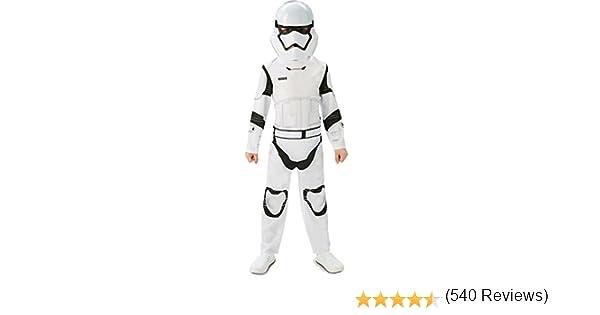 Star Wars - Disfraz de Storm Trooper para niños, talla L infantil ...