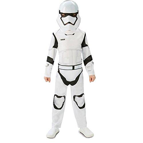 Amazon.com: Star Wars Stormtrooper Costume Episode 7 Classic ...
