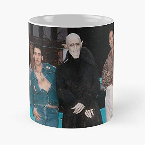 What We Do In The Shadows Vampire Parody Twilight - Ceramic Novelty Mugs 11 Oz, Funny Gift (Flight Of The Conchords Both In Love)