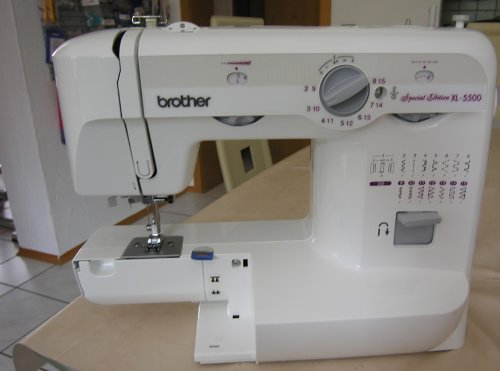 Brother XL40SE Special Edition Amazoncouk Kitchen Home Classy Brother Special Edition Xl 5500 Sewing Machine
