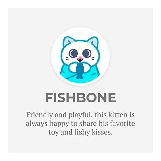 Purritos Plush - Fishbone 2